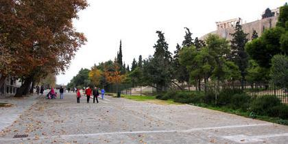 A photo of The stroll in Athens, Greece